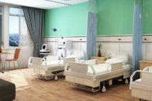 6都府県でコロナ患者が確保した病床数の8割に迫っている(写真はイメージ)