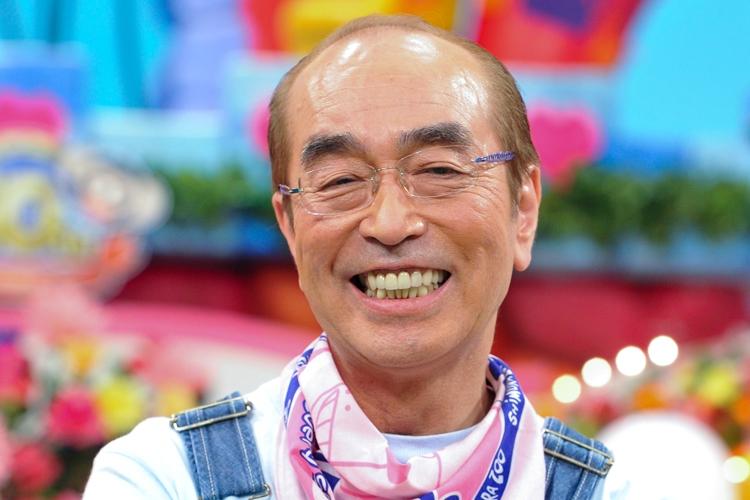 志村けんさんは食を通して健康に気を使っていたという