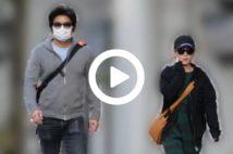【動画】NHK桑子真帆アナと小澤征悦 自宅でお泊りデート写真4枚