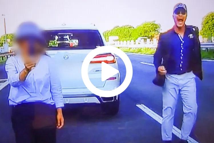 あおり 運転 動画 格闘家YouTuber朝倉未来、あおり運転で怒鳴り込んできた男を撃退「め...