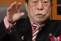 アパグループ代表・元谷外志雄氏「今すぐ消費税減税を」の訴え