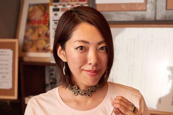 食べ歩き歴16年、「ラーメン界の広報」を目指す森本聡子さん(本人提供)