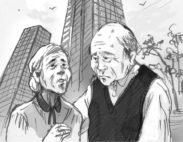 マンションに住む老夫婦は避難所に入れる?