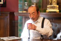 朝の連続テレビ小説『エール』で日本音楽界の重鎮・小山田耕三役を演じた志村けんさん
