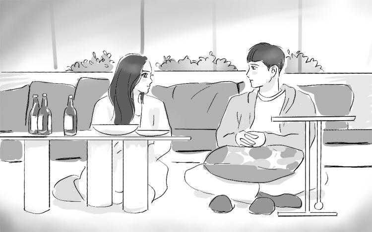 エピソード12より(イラスト/菜々子)
