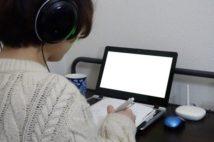 充実したオンライン授業で突出する私立校(イメージ)