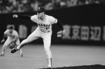 1989年には11試合連続完投勝利のプロ野球新記録を達成した斎藤雅樹(時事通信フォト)