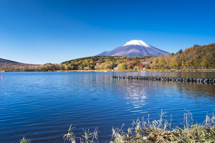 富士五湖は快適に利用できそう(時事通信フォト)