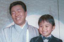 大泉逸郎の「孫」が26歳に 反抗期経て今も2日に1回は電話