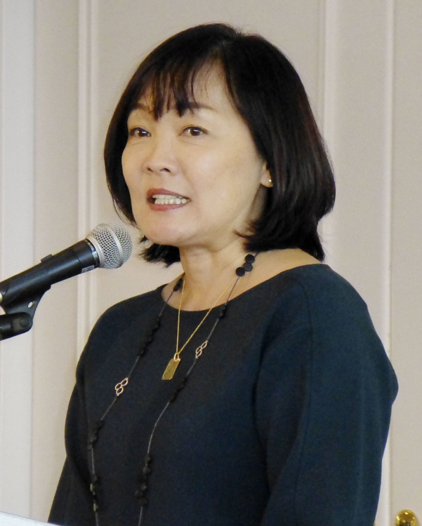 経営する居酒屋「UZU」の営業を再開した昭恵さん(写真/共同通信社)