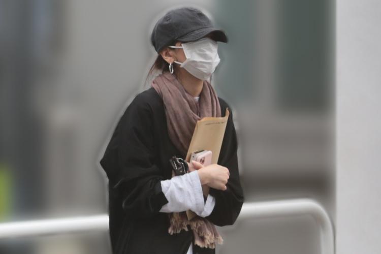 """今年5月、""""充電期間""""中の新垣結衣"""