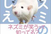 """""""女ムツゴロウ""""篠原かをり、ネズミ愛が詰まったエッセイ発売! 人間とネズミはこんなに似ている!?"""