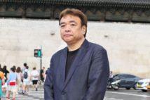 著者近影にマスク姿を指定 井沢元彦氏「歴史家のこだわり」