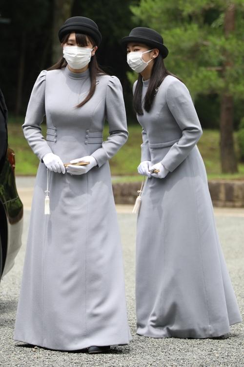 眞子さまの結婚は再延期となった(写真/JMPA)