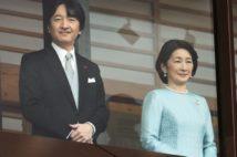 秋篠宮ご夫妻が講義を受けた回数は21回に(時事通信フォト)
