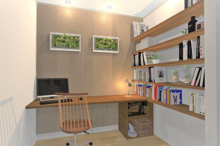 ミニ戸建てで「仕事部屋」を確保したいビジネスマンが増えている(写真はイメージ)