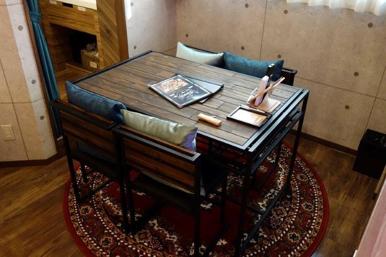 リゾート気分が味わえる「ホテルバリアンリゾート」の客室