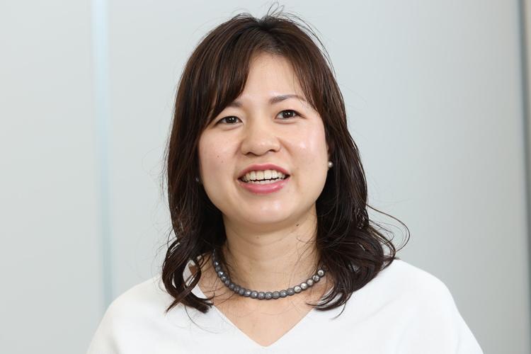 法学部卒業・長女(3才)、長男(1才)の母である牧田瑞穂さん(32才)