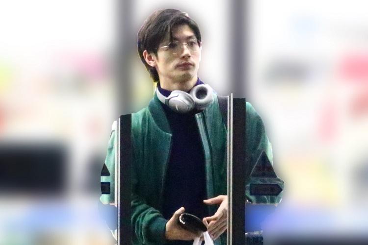 友人と飲んでいた三浦春馬さん(2018年)