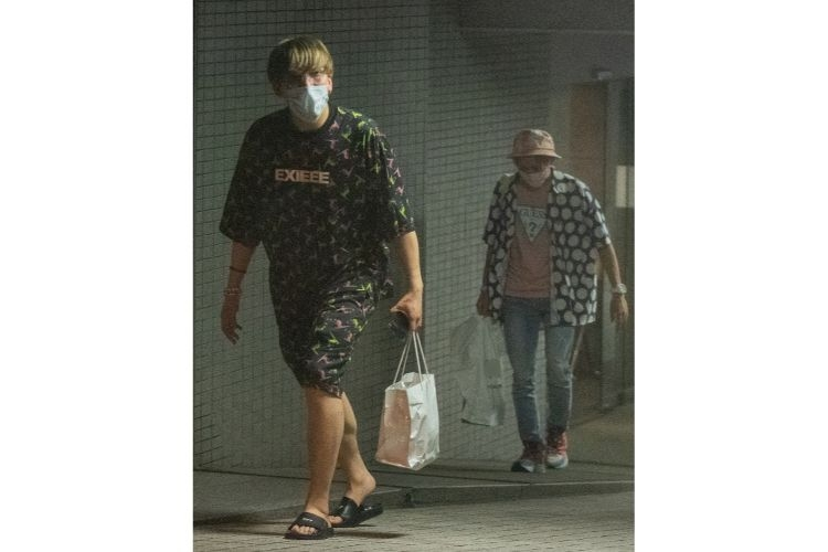 EXIT、又吉、クロちゃん他、芸人達のスベらないマスク姿