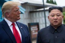 大統領選挙が北朝鮮の人権問題を覆い隠すのか(AFP=時事)