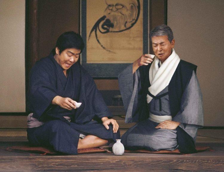 松竹梅の新CMで石原裕次郎さんと渡哲也のコラボが実現