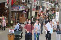 熱海、東京発の不安再燃「ウイルス持ち込まれたら」