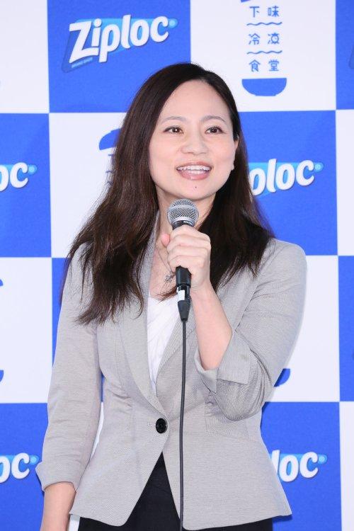 「『下味冷凍食堂 by Ziploc』発表会」に登場した節約アドバイザー・丸山晴美さん