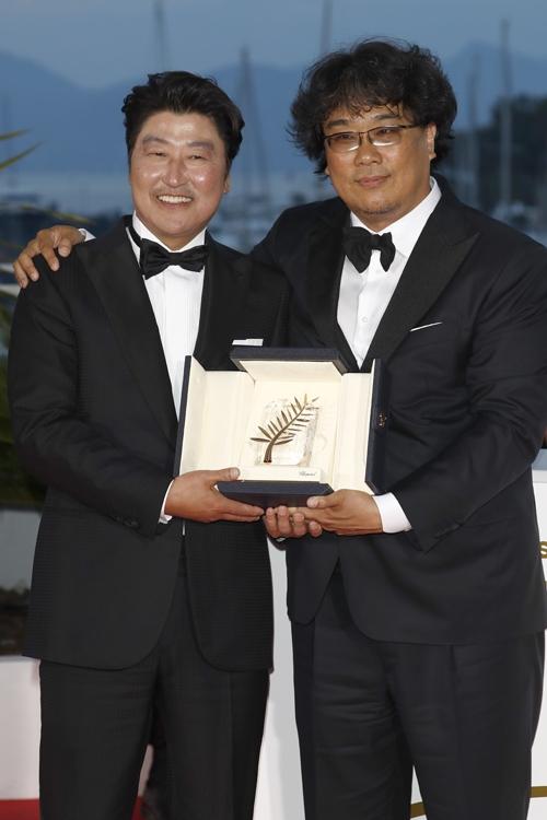 アカデミーを取ったパラサイトも近年の韓流を代表する話題(写真/GettyImages)