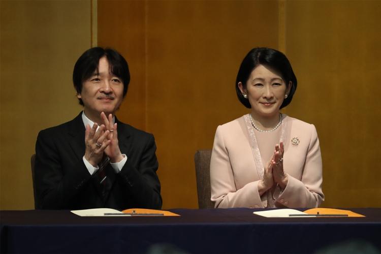 「立皇嗣の礼」の延期や職員の異動など、悩みのタネは多い(2月7日、東京・千代田区 撮影/JMPA)