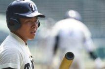 甲子園交流試合では2年生ながら3安打を放った池田陵真