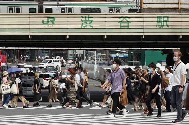日本の人たち、もっと自信持てばいいのにとベトナム人留学生は言った(時事通信フォト)
