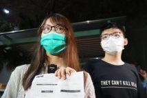 周庭氏ら保釈…それでも拭えぬ香港国安法の恐怖