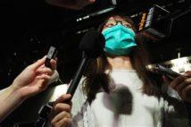 保釈された周庭氏、拘束中「欅坂46『不協和音』の歌詞が頭に」 日本からの支持にも感謝
