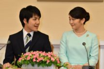 ご結婚の行方はまだ不透明だ(写真/JMPA)