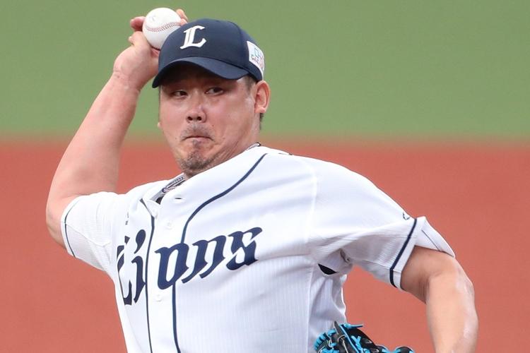 今シーズンはケガで絶望的な埼玉西武ライオンズの松坂大輔投手(時事通信フォト)