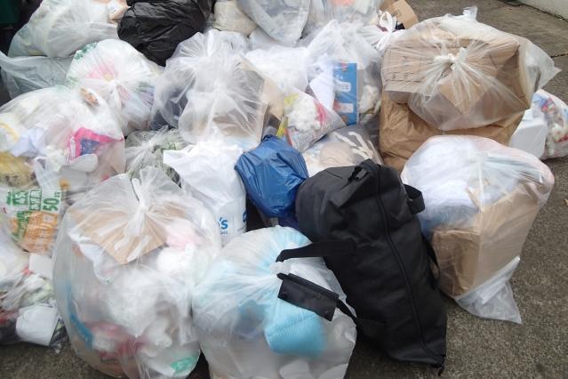 コロナで在宅住民が増えたマンションはゴミで溢れ返っている