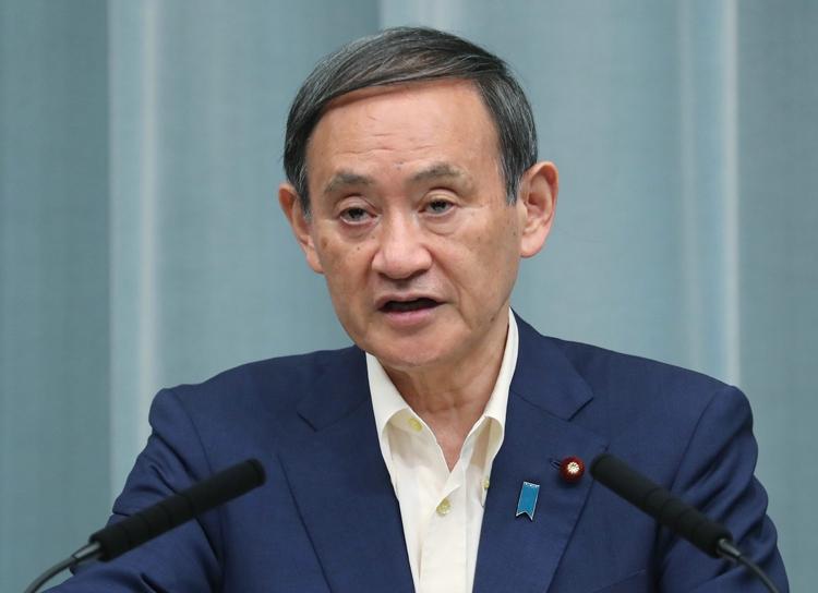 菅氏は若手議員時代から政治資金の集金力が高かったという(時事通信フォト)