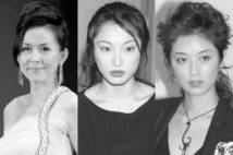 麻田奈美、高岡早紀、柴田倫世… 記憶に残る美バストの系譜