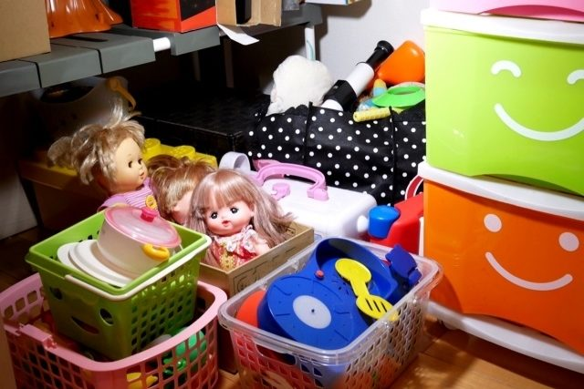 家にある使わなくなったものをリサイクルショップへ持ち込む人が増えている
