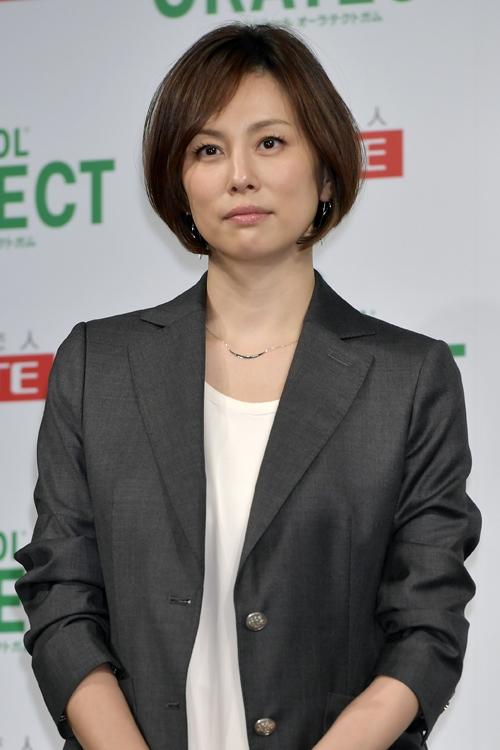 米倉涼子も今年、事務所を独立した(時事通信フォト)