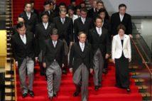 菅内閣は、安倍内閣を継承する「居抜き内閣」とも(写真/GettyImages)