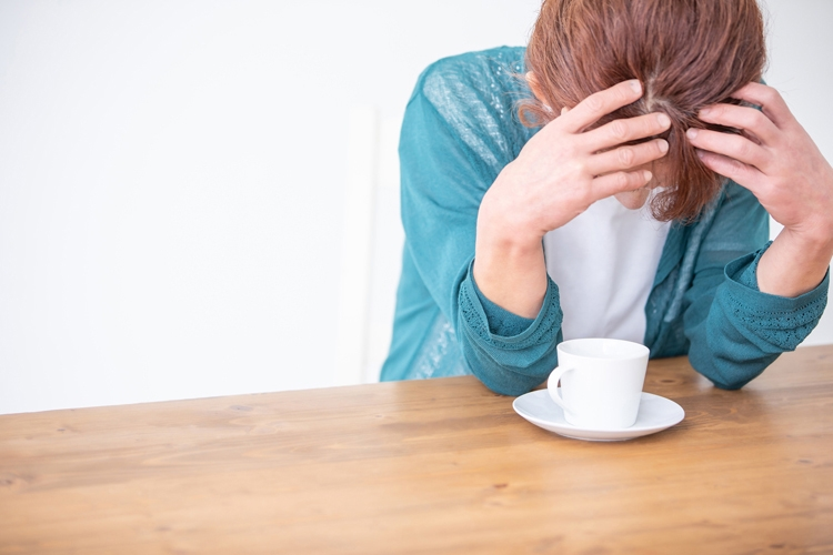 「コロナ後うつ」急増の理由と主な症状とは(イメージ)