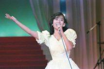 デビュー前の岡田有希子のポスターは「荒魂書店」を代表するお宝(写真/共同通信社)