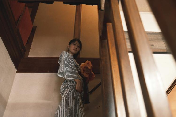 写真集では温泉宿で撮った秘蔵フォトが満載