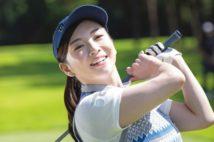 グラドル園都と回る 2020「日本オープンゴルフ」難関コース