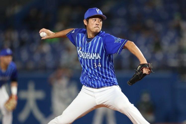 130試合目で初勝利。平田真吾の次回登板は先発か中継ぎか(時事通信フォト)
