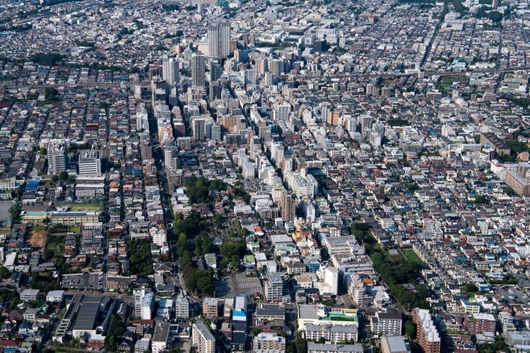 約19万人の市民が暮らす東京・三鷹市(時事通信フォト)