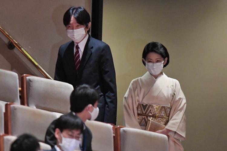 秋篠宮さまや紀子さまも心配しておられるが…(撮影/JMPA)