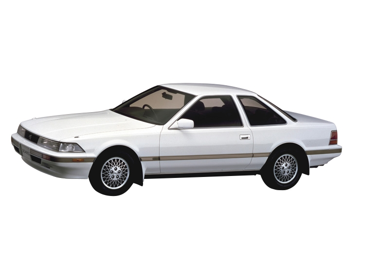81年発売のトヨタのソアラ